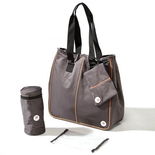 hauck_shopping_bag_taube_orange