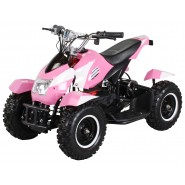 Elektro Kinder Quad Buggy 800 Watt Pink