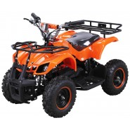 Elektro Kinder ATV Worker 800 Watt Orange