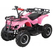 Elektro Kinder ATV Worker 800 Watt Pink